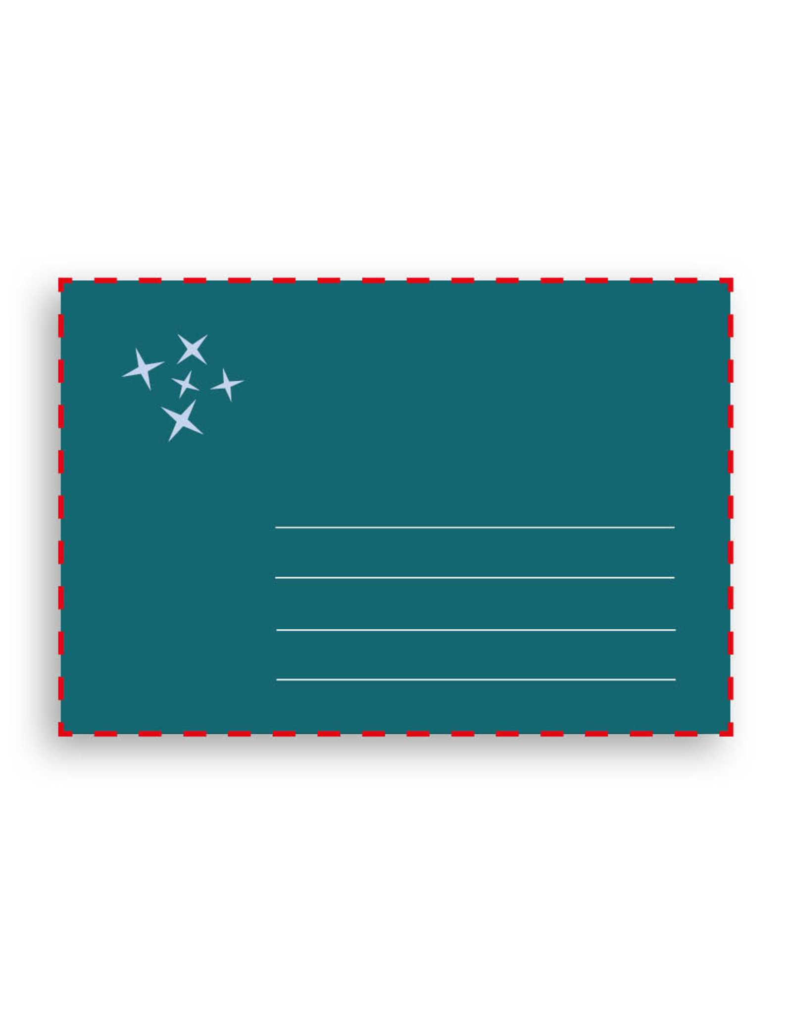 www.Robin.cards Adressticker JASMIJN