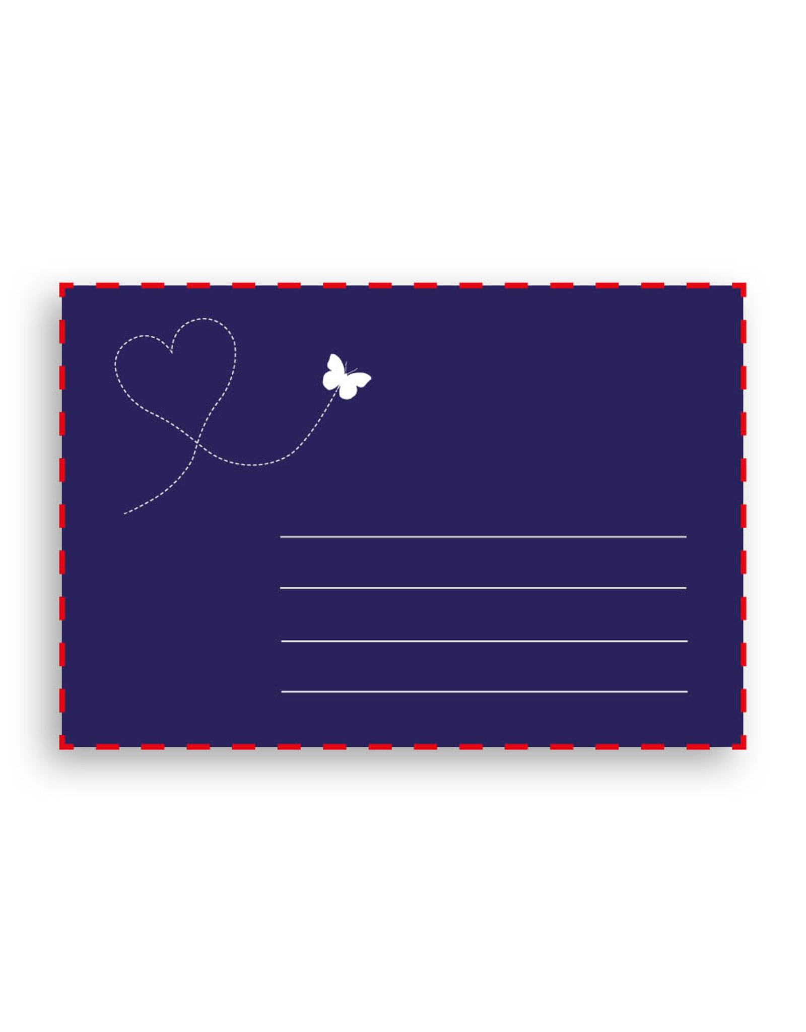 www.Robin.cards Adressticker PEPIJN