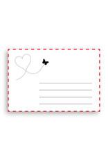 www.Robin.cards Adressticker TOMMIE