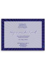 www.Robin.cards Geboortekaartje gratis enkel rechthoek VESPER