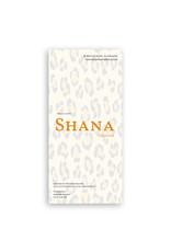 www.Robin.cards Geboortekaartje foliedruk enkel lang SHANA