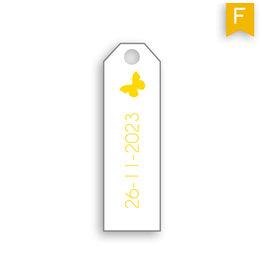 www.Robin.cards Label foliedruk FERRY
