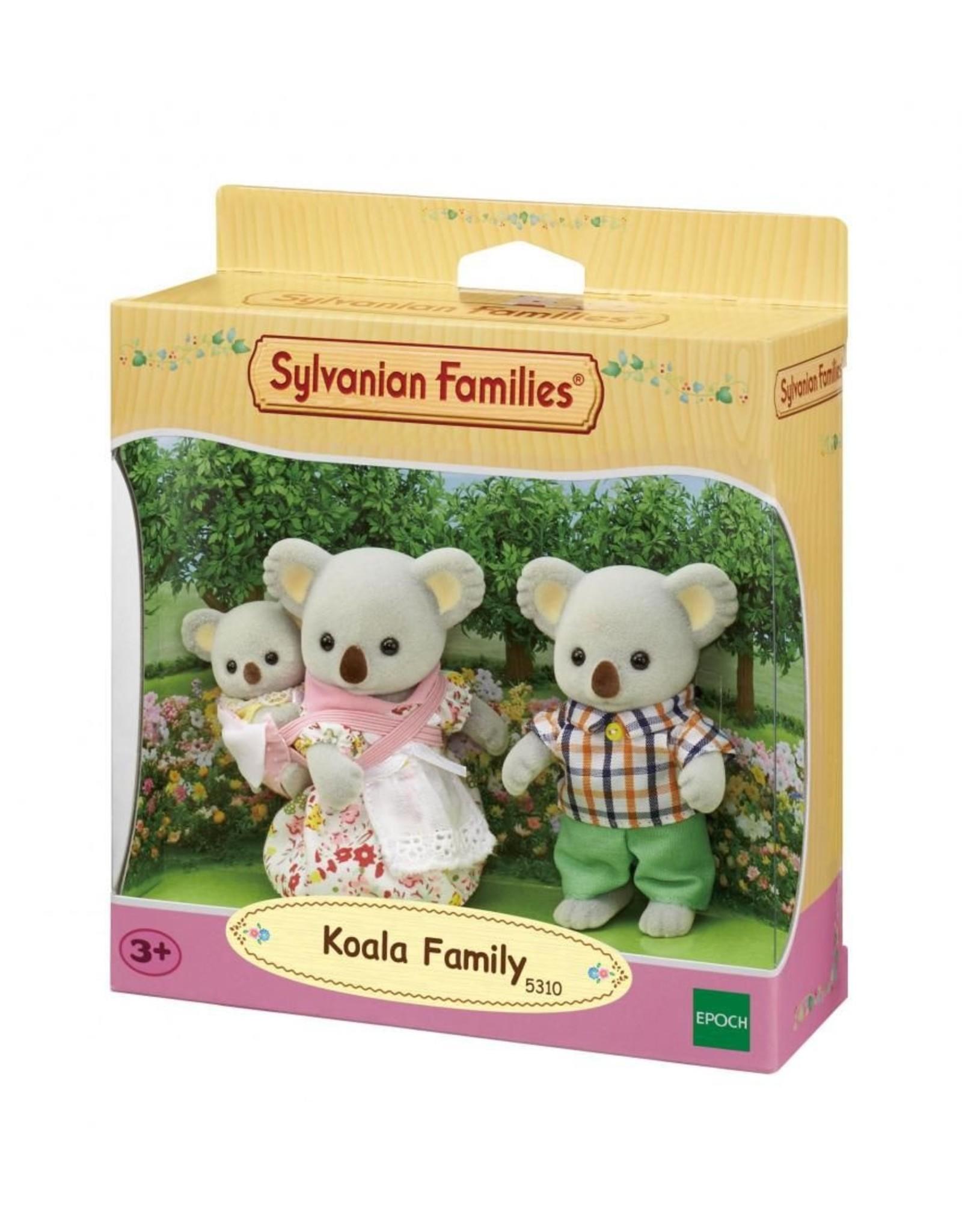Sylvanian Families Sylvanian Families Familie Koala