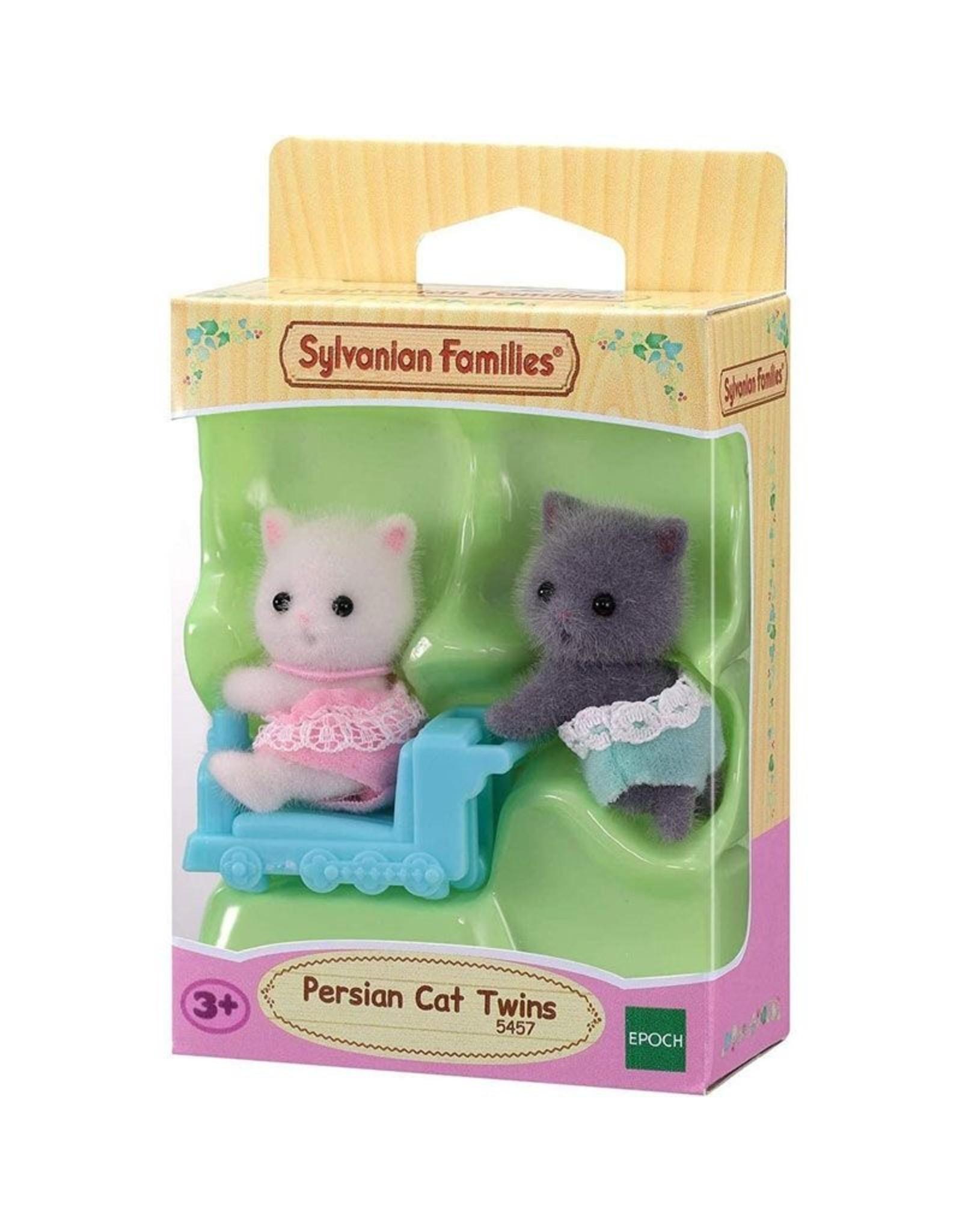 Sylvanian Families Sylvanian Families tweeling Perzische kat