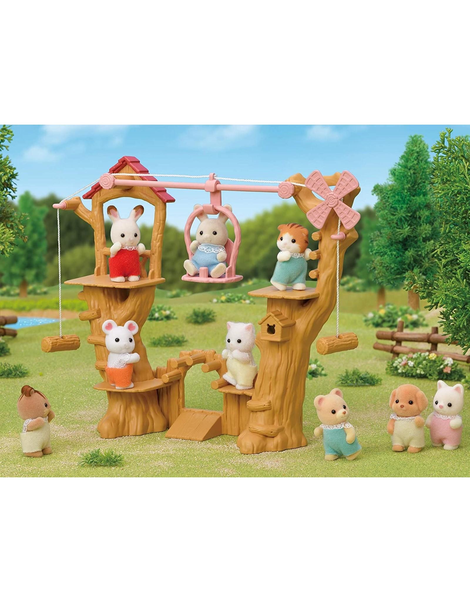 Sylvanian Families Sylvanian Families Baby Kabelbaanpark