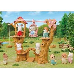 Sylvanian Families Baby Kabelbaanpark