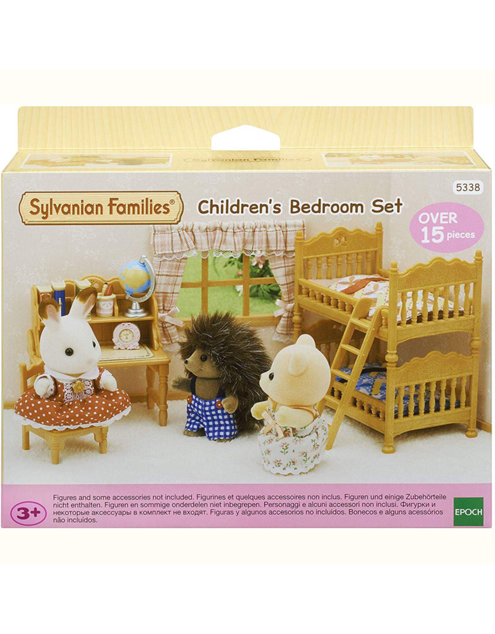 Sylvanian Families Sylvanian Families Kinderslaapkamerset