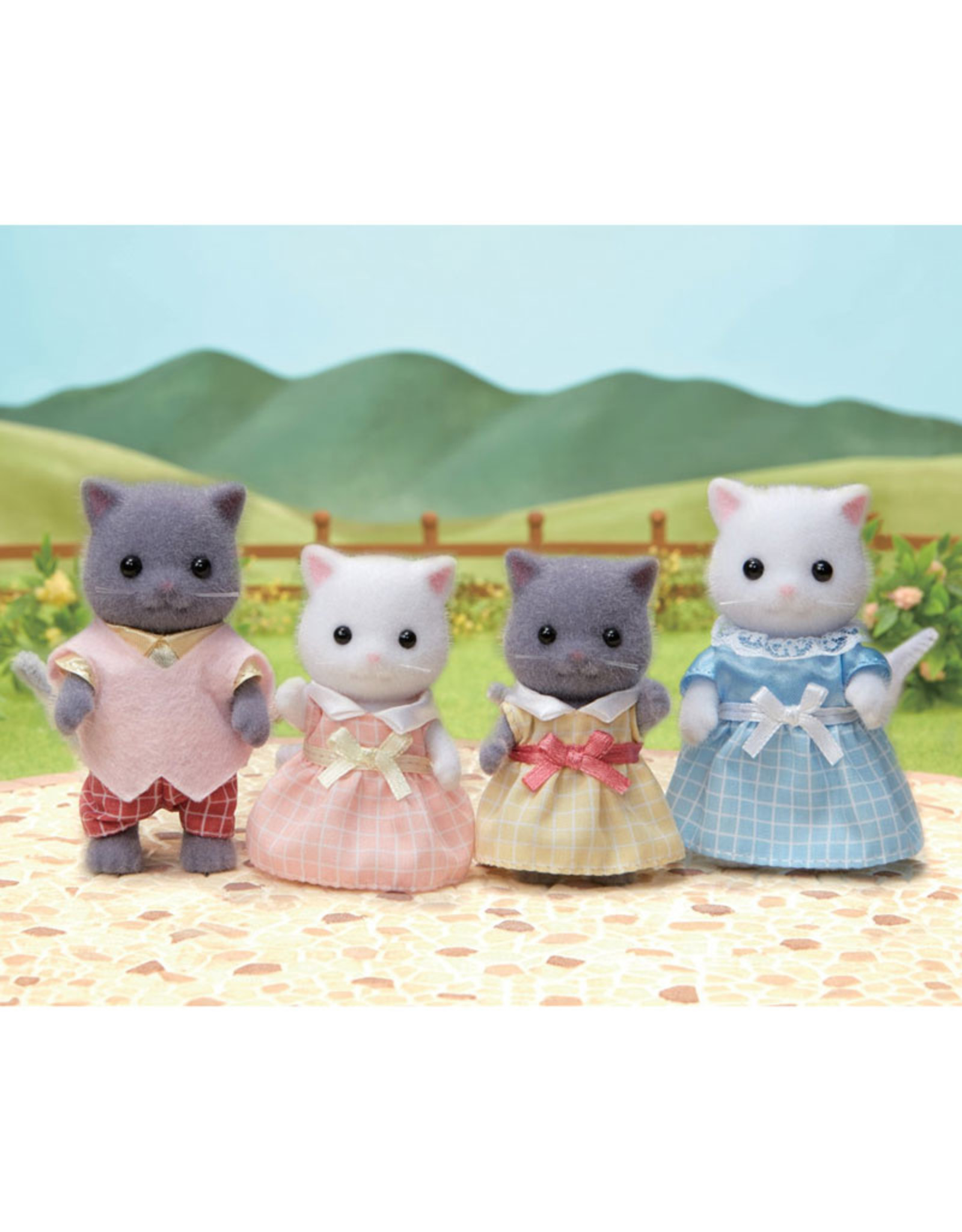 Sylvanian Families Sylvanian Families Familie Perzische kat