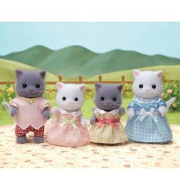 Sylvanian Families Familie Perzische kat