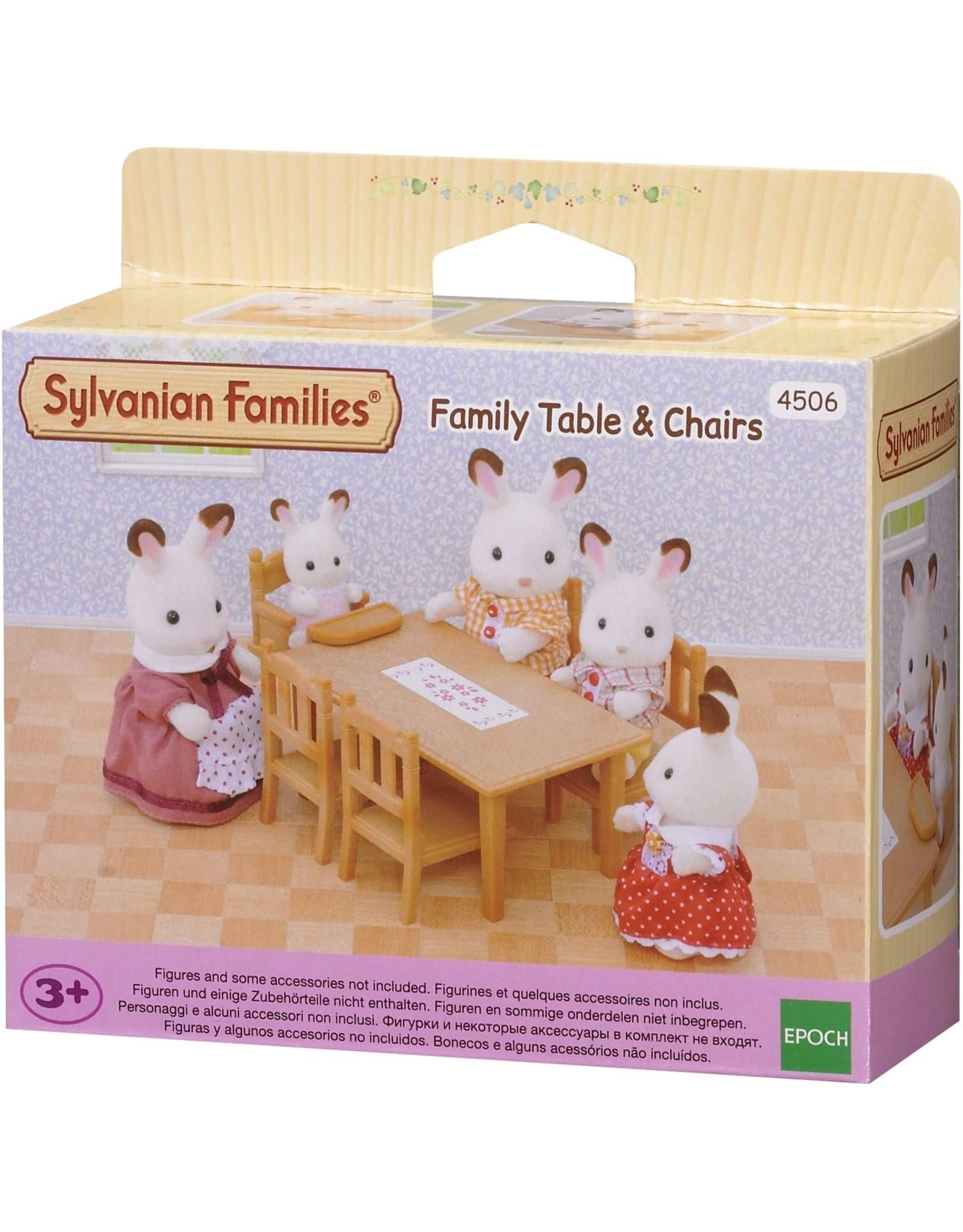 Sylvanian Families Sylvanian Families Eettafelset