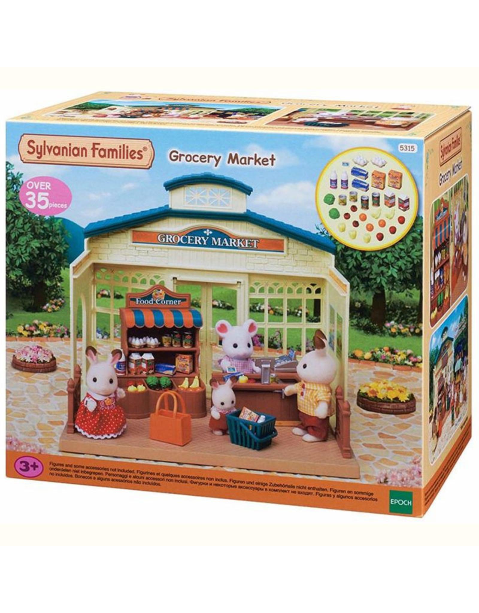 Sylvanian Families Sylvanian Families Supermarkt