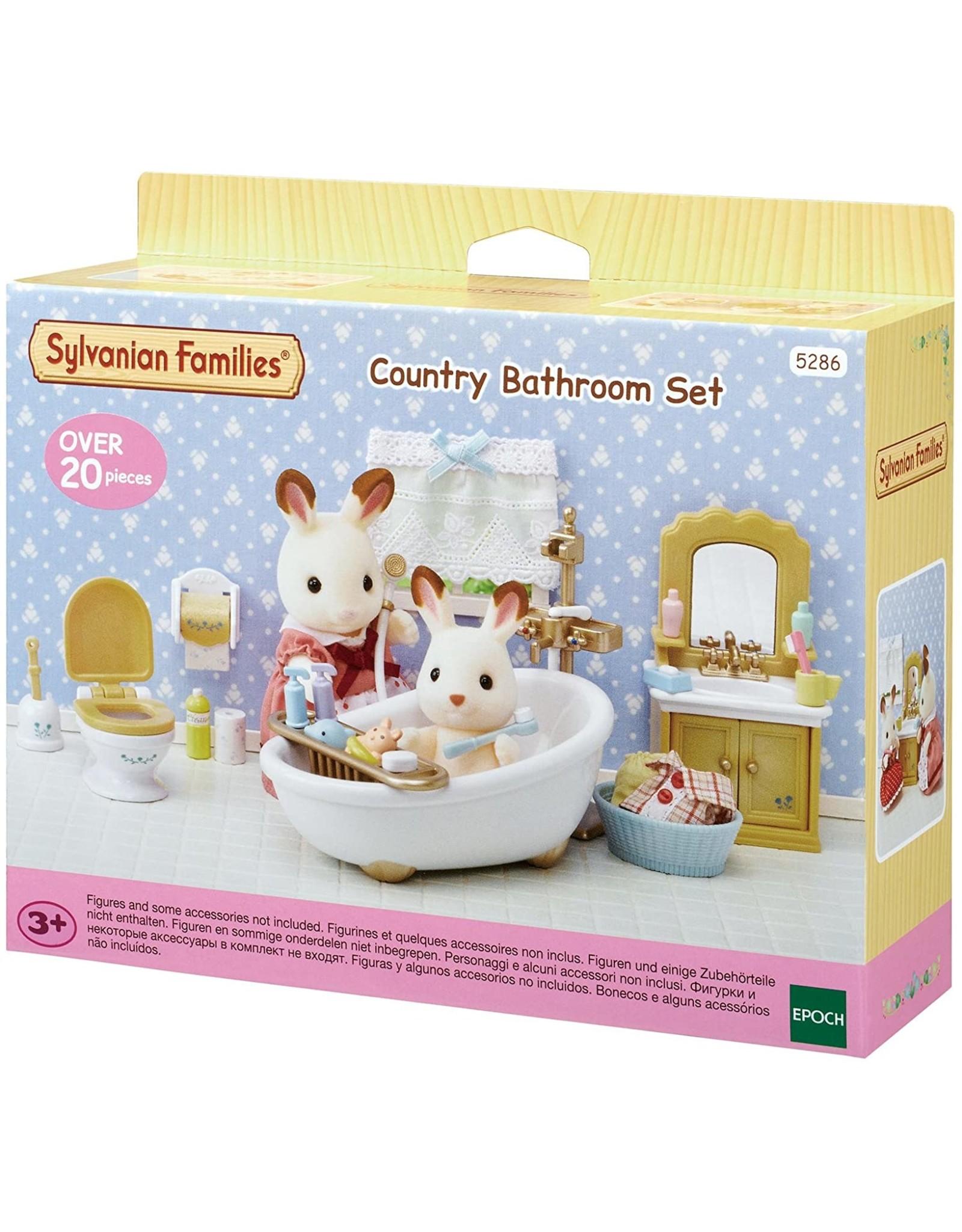 Sylvanian Families Sylvanian Families Badkamerset