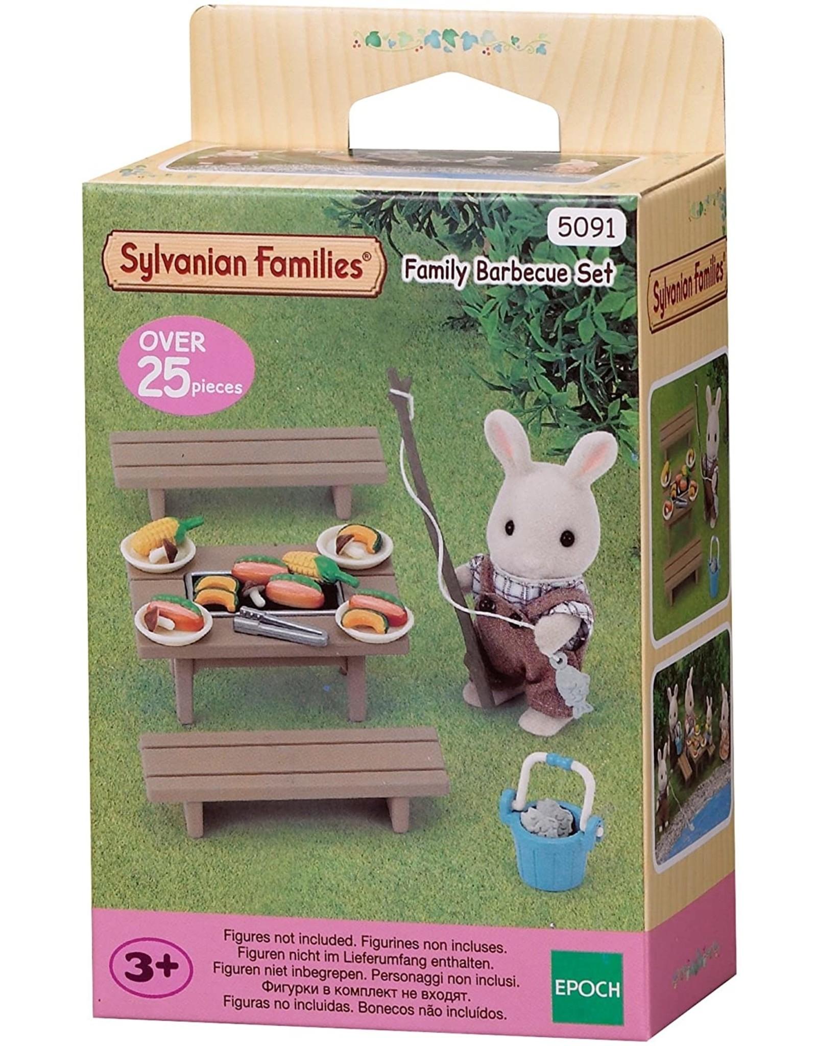 Sylvanian Families Sylvanian Families Barbecueset voor de Familie