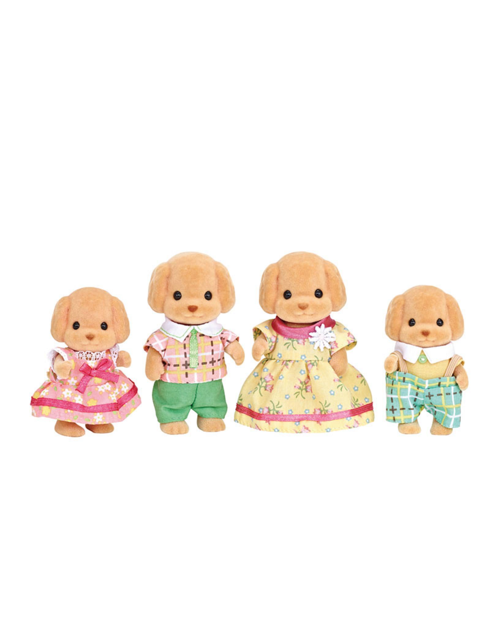 Sylvanian Families Sylvanian Families Familie Poedel
