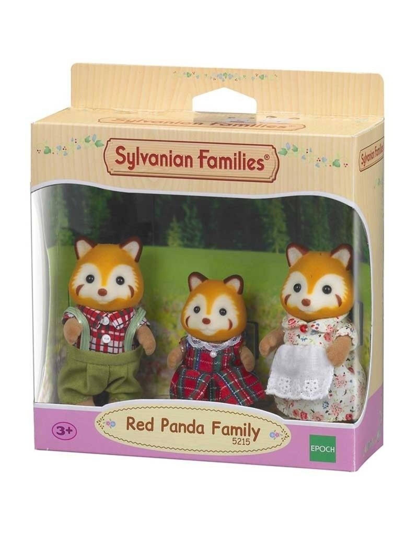 Sylvanian Families Sylvanian Families Familie Rode Panda
