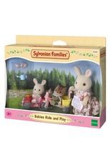 Sylvanian Families Sylvanian Families Rijdend Speelgoed voor Baby's