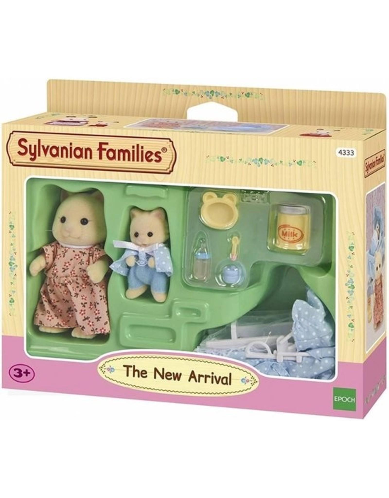 Sylvanian Families Sylvanian Families Baby op Komst