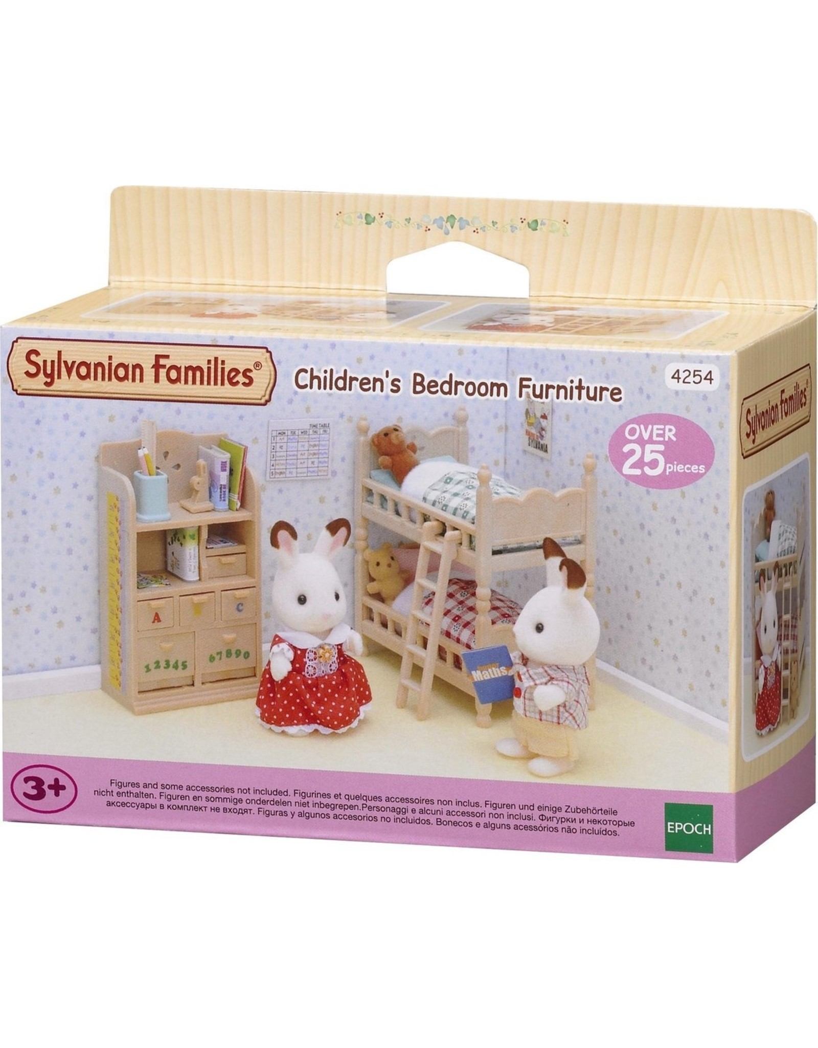 Sylvanian Families Sylvanian Families Kinderslaapkamermeubels