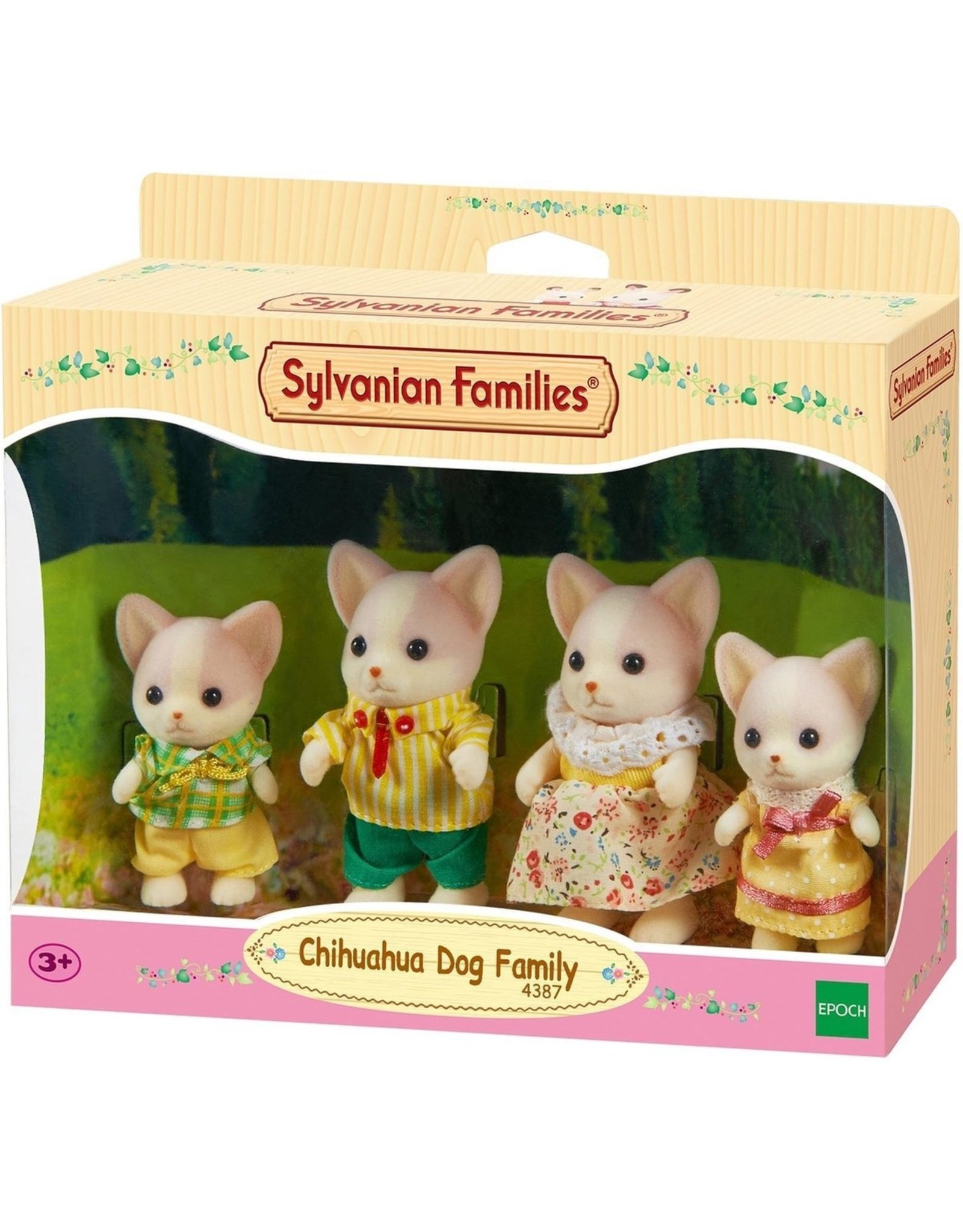 Sylvanian Families Sylvanian Families Familie Chihuahua