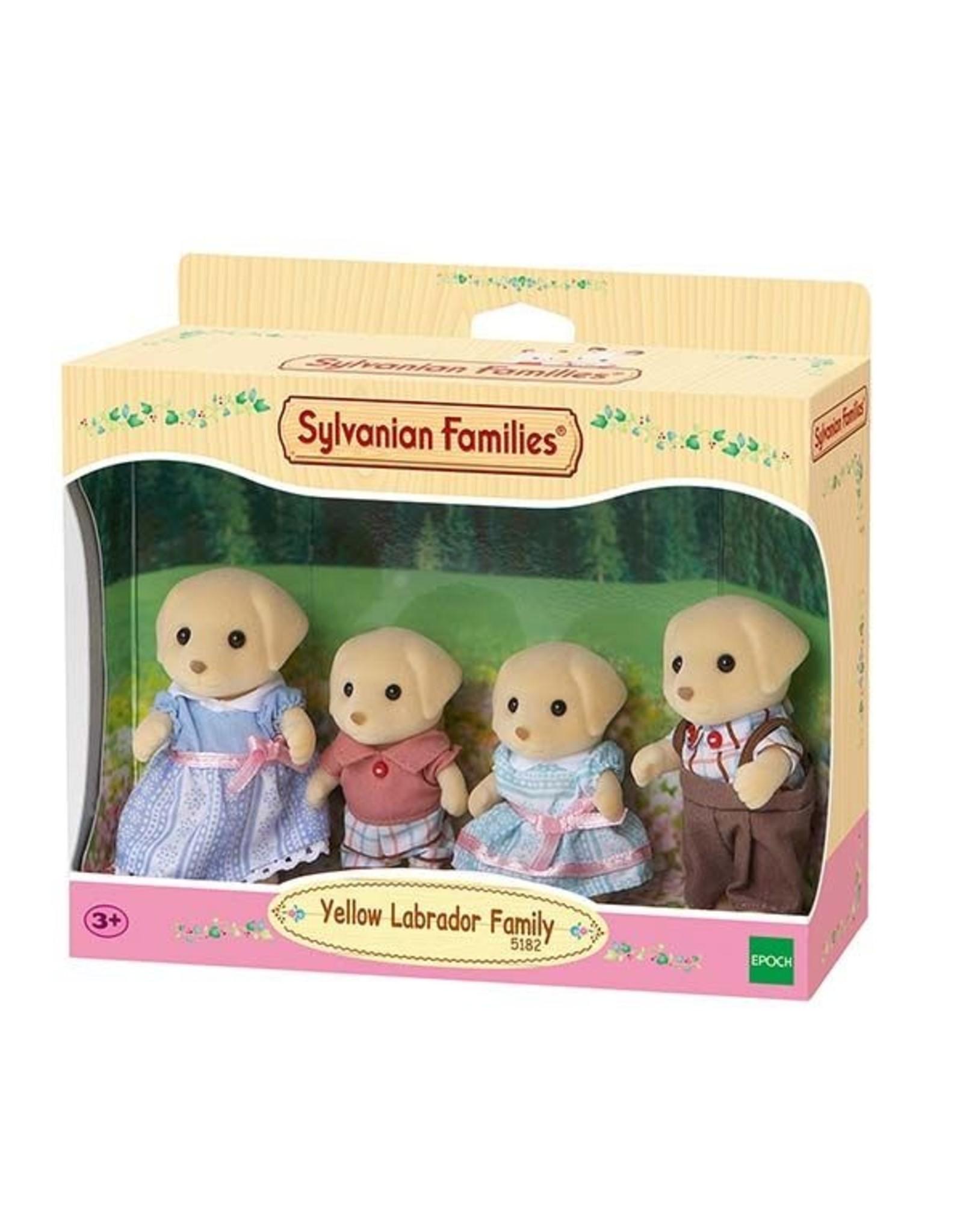 Sylvanian Families Sylvanian Families Familie Labrador