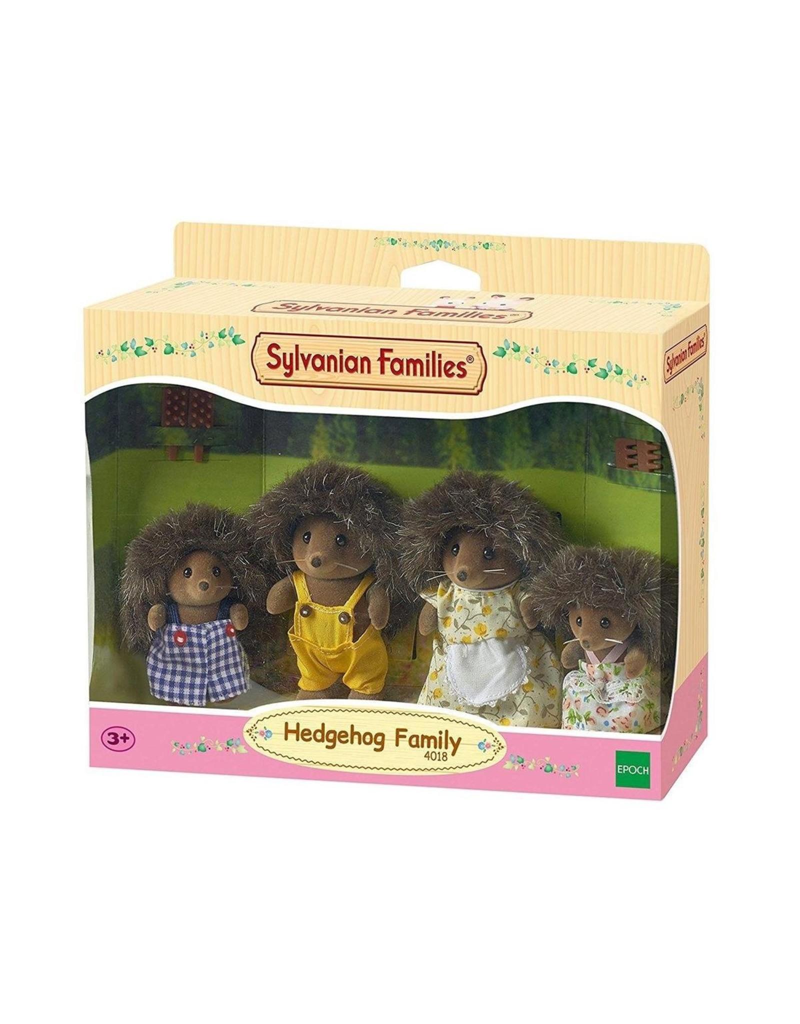 Sylvanian Families Sylvanian Families Familie Egel