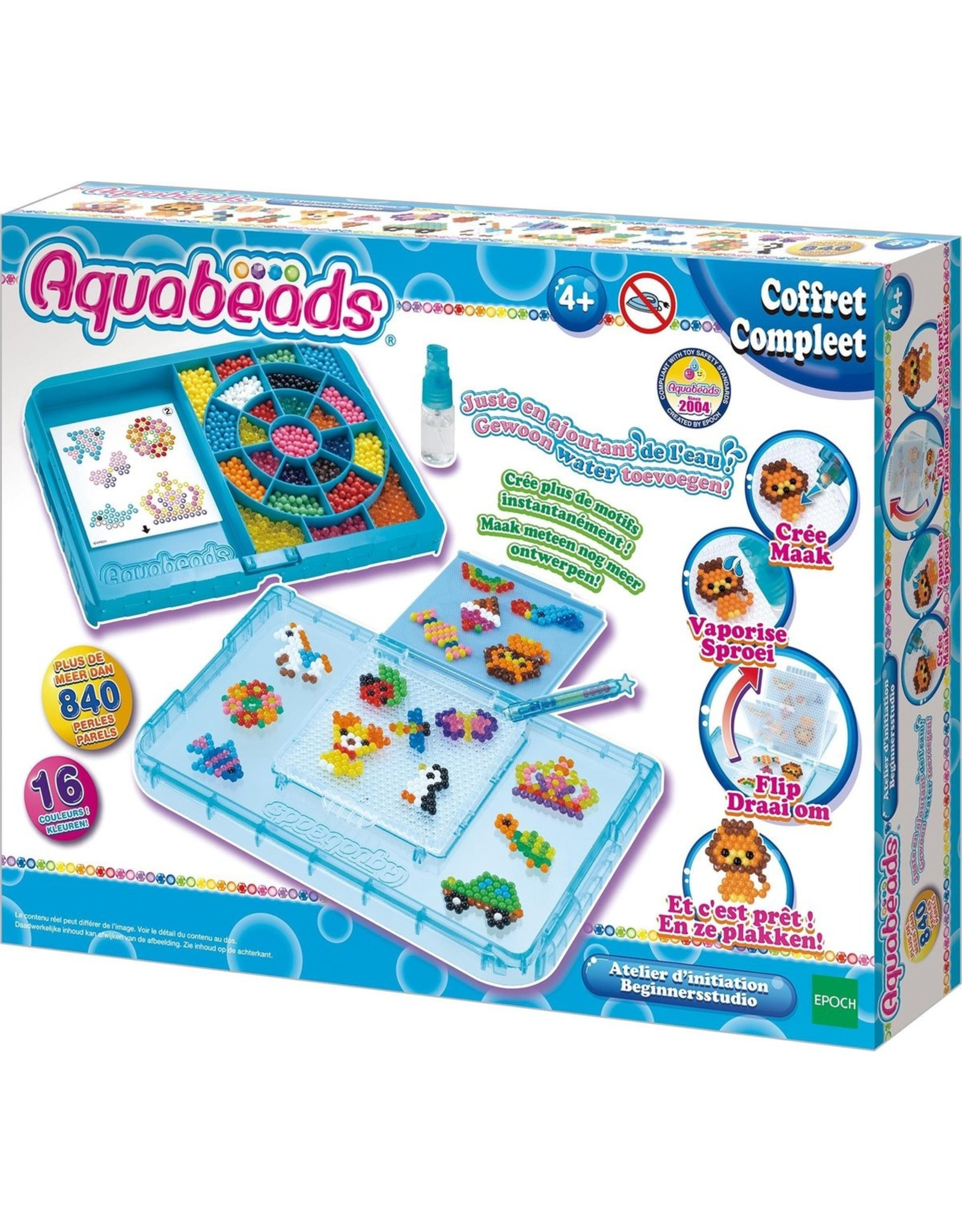 Aquabeads Aquabeads Beginnersstudio