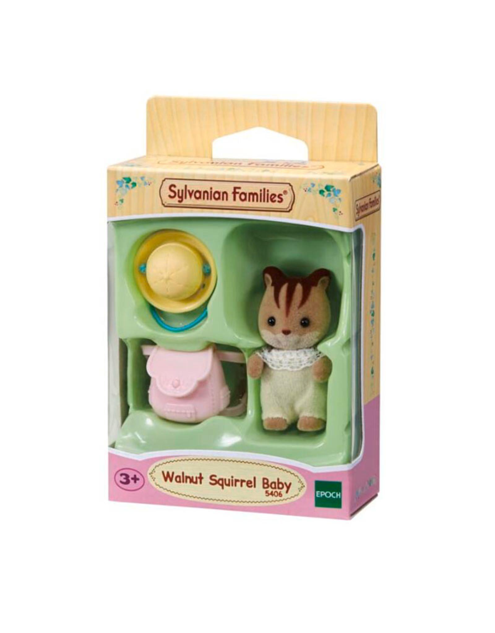 Sylvanian Families Sylvanian Families Baby Walnoot Eekhoorn