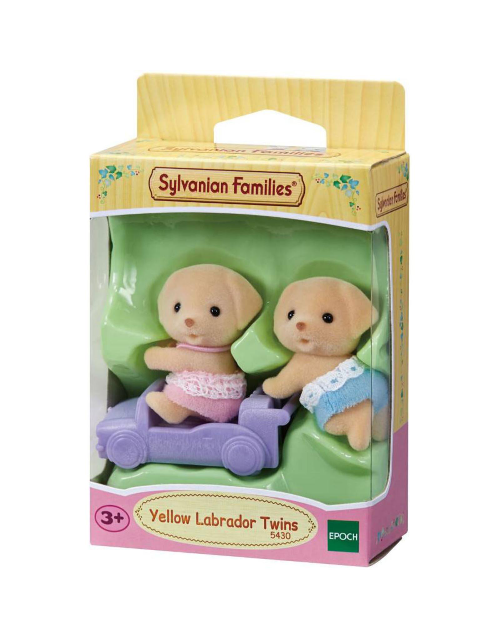 Sylvanian Families Sylvanian Families tweeling Labrador