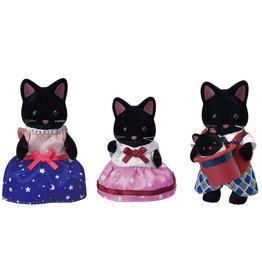 Sylvanian Families Familie Nacht kat