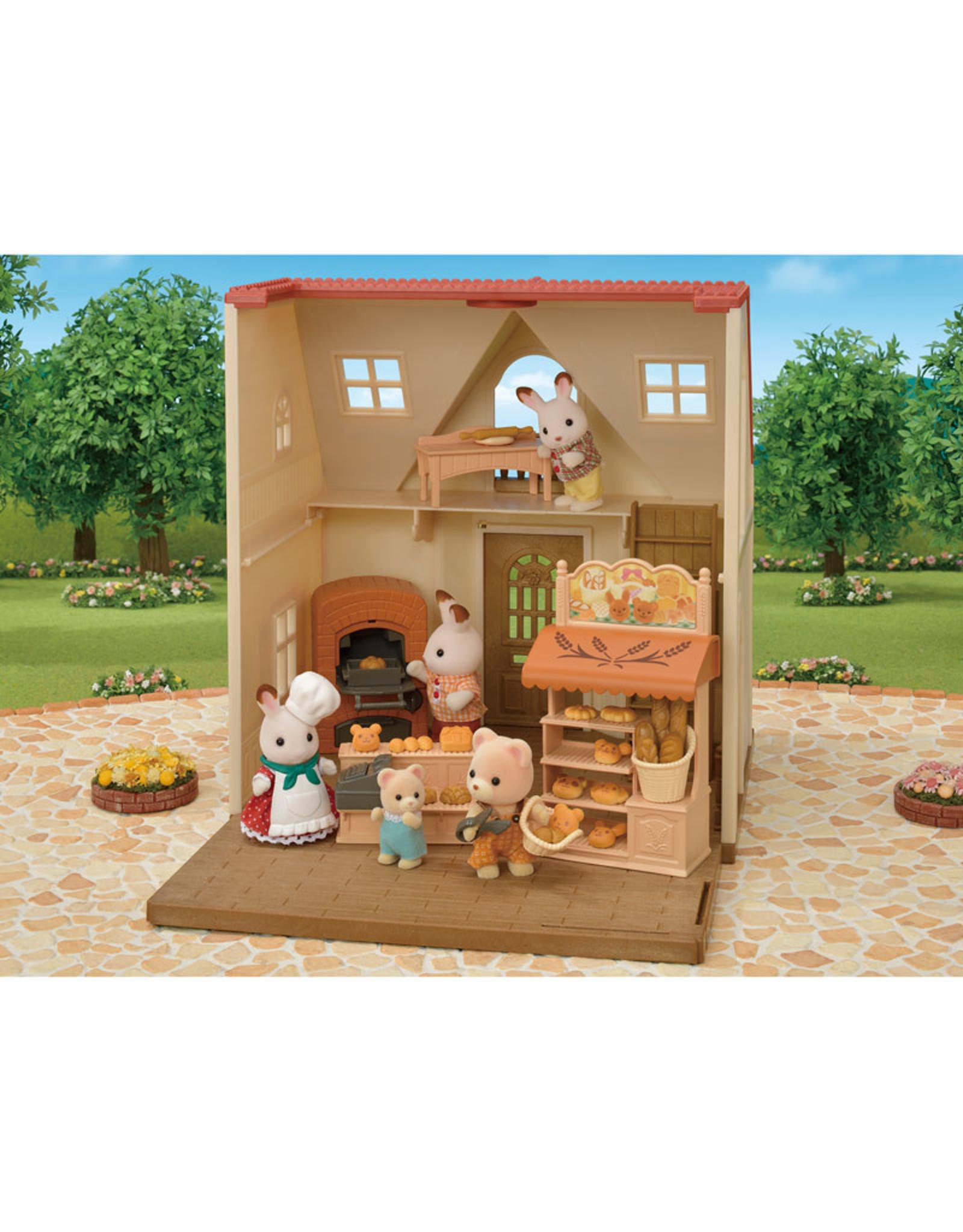Sylvanian Families Sylvanian Families bakkerij set voor het startershuis