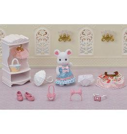 Sylvanian Families Modespeelset-Marshmellow Muis