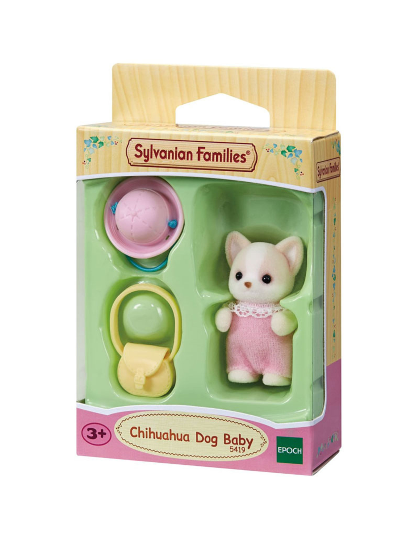 Sylvanian Families Baby Chihuahua