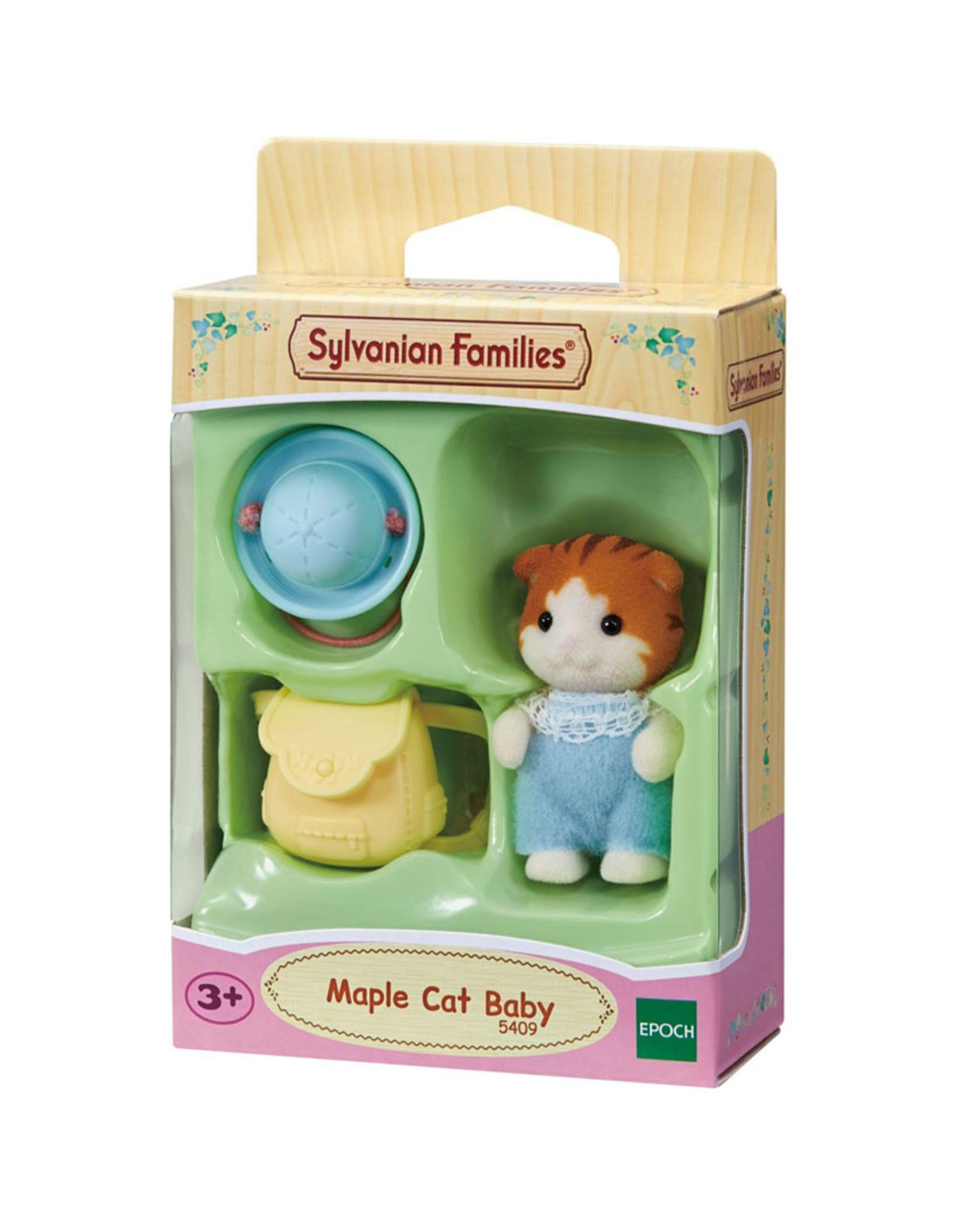 Sylvanian Families Sylvanian Families Baby Esdoornkat