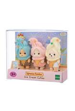 Sylvanian Families Ice Cream cuties