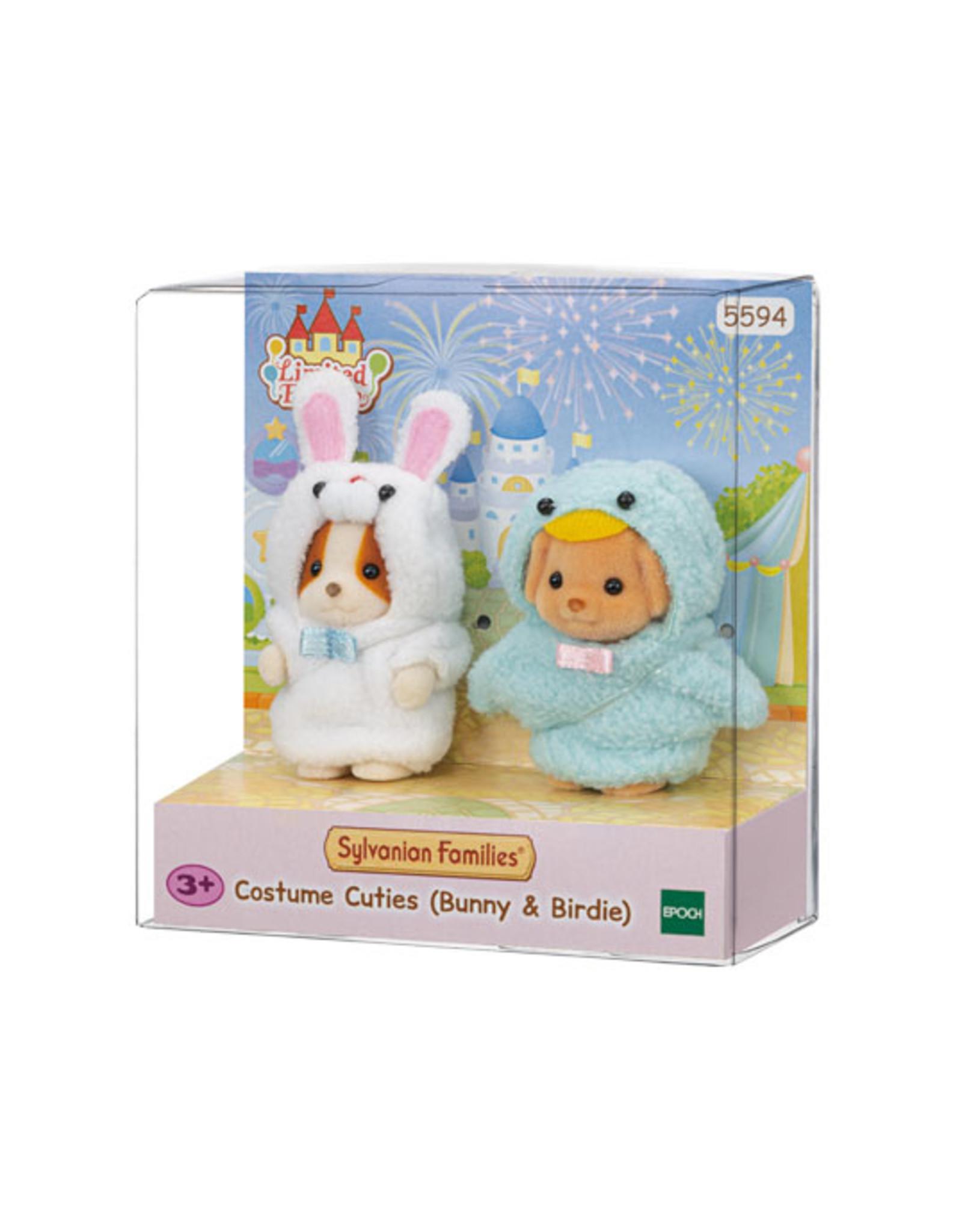 Sylvanian Families Costume Cuties  (Bunny & Birdie)