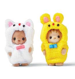 Sylvanian Families Costume Cuties (Kitty & Cub)