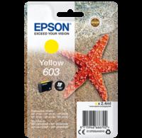 Epson Epson Inktcartridge 603 Yellow