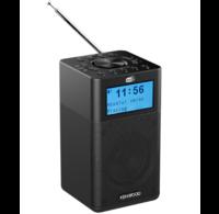 Kenwood Kenwood CRM10DABB Zwart Compact Radio FM/DAB/BT