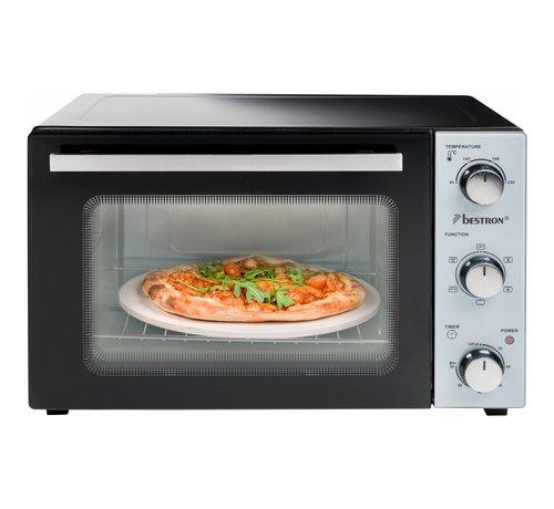 Bestron Bestron AOV31PS - Oven met draaispit en pizzasteen