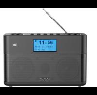 Kenwood Kenwood CRST50DABB Zwart DAB+ Radio met Bluetooth