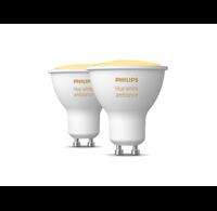 Philips  Philips Hue White Ambiance GU10 Duo Pack (Bluetooth)