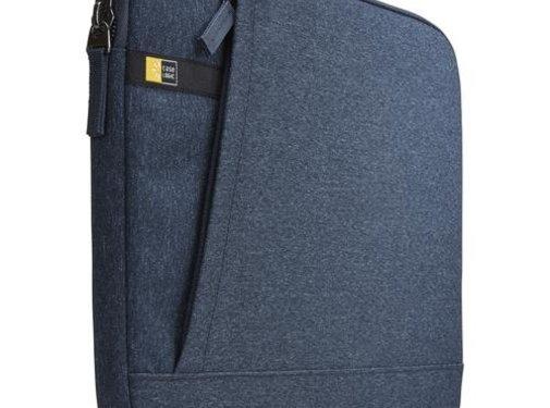 """Case Logic Case Logic Notebook Sleeve Huxton 13.3"""" Blauw"""