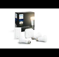 Philips  Philips Hue White Starter Kit E27 met dimmer