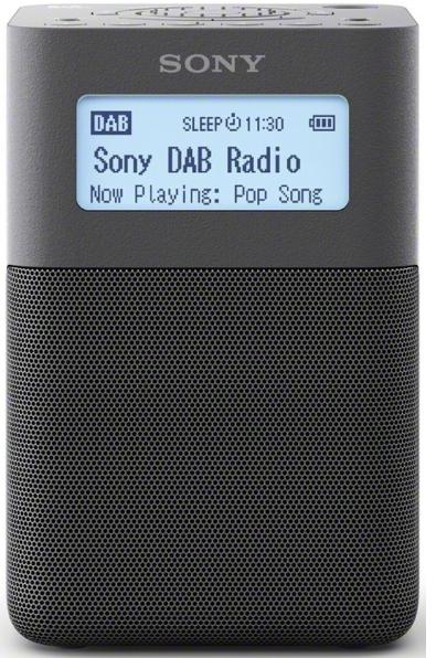 SONY XDRV20DH ZWART radio