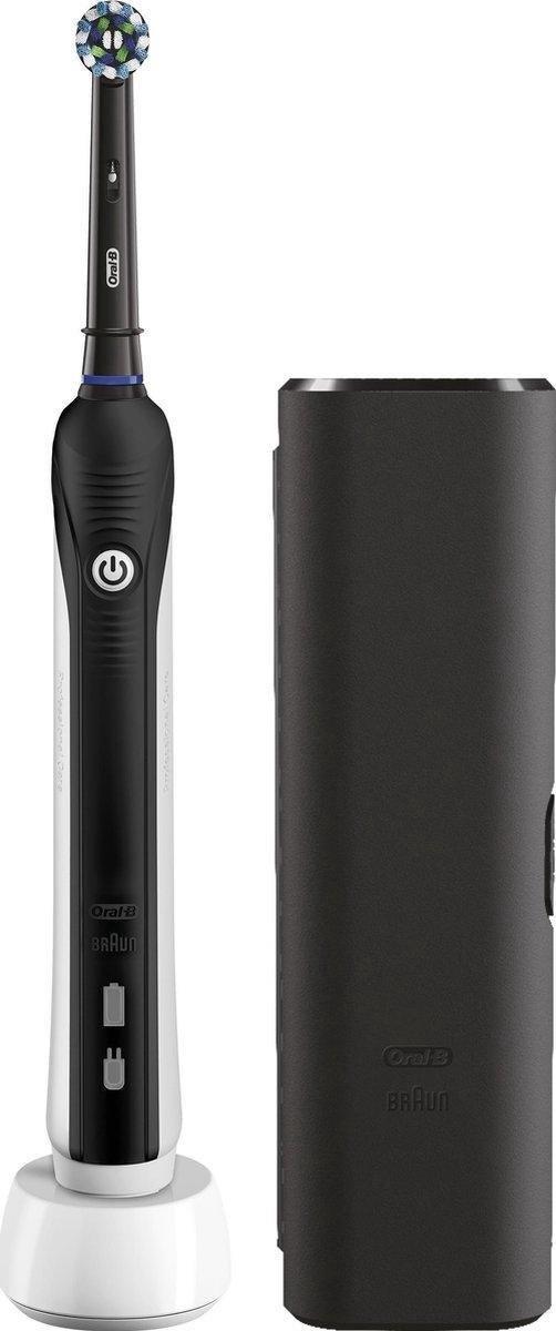 Oral-B PRO 1 750 Black Edition + Reisetui