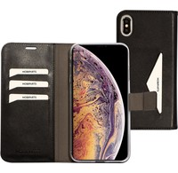 Mobiparts Mobiparts Classic Wallet Case Apple iPhone XS Max Black