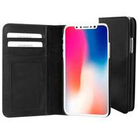 Mobiparts Mobiparts Excellent Wallet Case Apple iPhone X/XS Jade Black