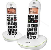 Doro Doro PhoneEasy 100W Duo Dect Telefoon