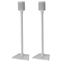 Sanus Speaker Stand - Sonos One & Play:1&3 - Pair White