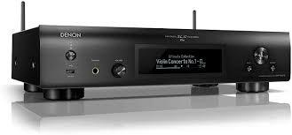 Denon DNP-800NE netwerkspeler Zwart
